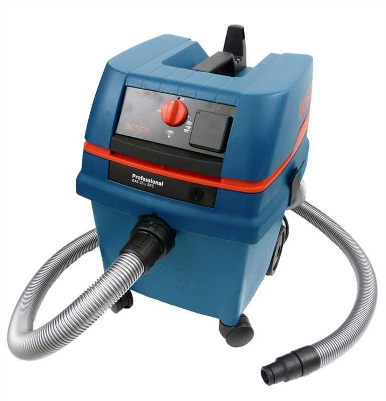Аренда пылесоса промышленного BOSCH GAS 25 L SFC