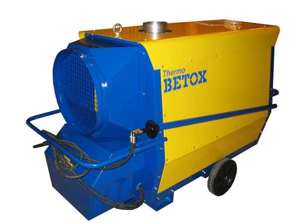 Аренда дизельной тепловой пушки THERMO BETOX 1300