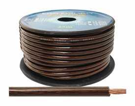 Кабель акустический для питания автомобильных аудиосистем Power cable 25M