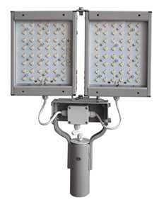 Светильник консольный 120 Вт / от 10 600 Лм / КСС'Д