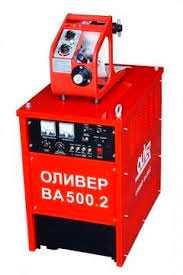 Сварочный аппарат ВА-350.1/ВА-500.1 MIG/MAG
