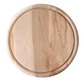 ДОСКА РАЗДЕЛОЧНАЯ деревянная (береза) круглая 25*1 см арт икул 27245-A, код 282885