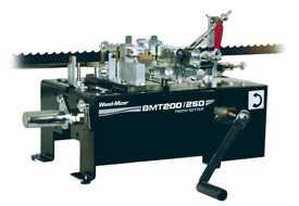 BMT200 Ручное двустороннее разводное устройство для ленточных пил