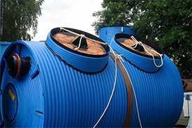 Установка очистки ливневых сточных вод «Кристалл-R»