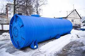 Емкость для питьевой воды и технических жидкостей «РЧВ-СВ»