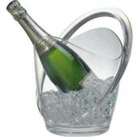 Ведро для бутылок с вином и шампанским в27см;24х22