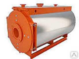 Промышленные котлы LAVART на газообразном и жидком топливе Серия Industrial