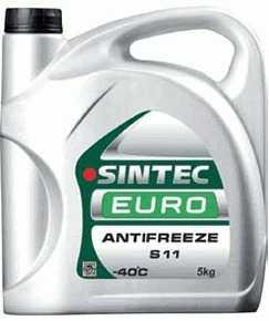 Sintec Antifreeze concentrate EURO