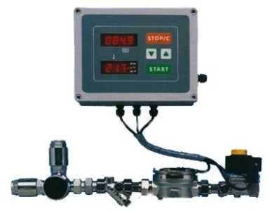 Дозатор-смеситель воды (комплект) SOTTORIVA (Сотторива) MDM