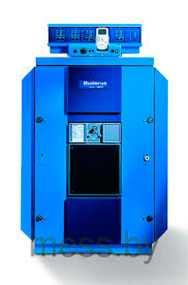 Чугунный отопительный водогрейный котел Buderus Logano GE515 газ/дизель (240-510 кВт)