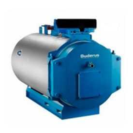 Промышленный стальной отопительный водогрейный котел Buderus Logano SK655/755 газ/дизель (120-1850 кВт)