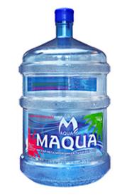 Вода питьевая негазированная «MAQUA», 18,9 л