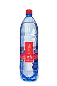 Вода питьевая сильногазированная «MAQUA», 0,5 л