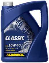 Масло моторное MANNOL CLASSIC 10W-40 5л