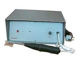 Аппарат Искра-1 для местной дарсонвализации (ламповый)