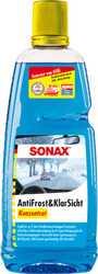 Стеклоомывающая жидкость Sonax 332300 зимняя 1л