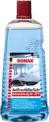 Стеклоомывающая жидкость Sonax 332541 зимняя 2л