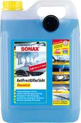 Стеклоомывающая жидкость Sonax 332505 зимняя 5л