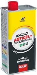 Присадка в топливо Xado Antigel+ 100мл