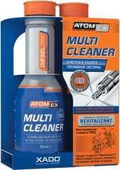 Присадка в топливо Xado AtomEx Multi Cleaner (Diesel) 250мл