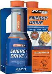 Присадка в топливо Xado AtomEx Energy Drive (Diesel) 250мл