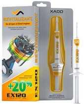 Присадка в масло Xado Revitalizant EX120 для дизельных двигателей 8мл