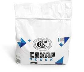 Сахар-песок в ламинированных пакетах 3 кг.