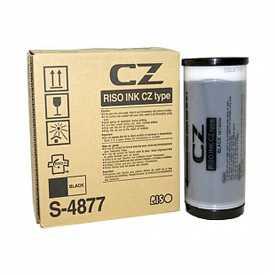 Краска RISO CZ черная S-4877