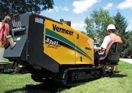 Установка управляемого прокола Vermeer Navigator D7x11