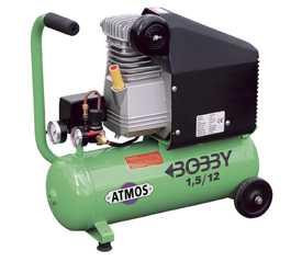 Поршневые компресоры ATMOS серии Bobby