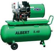 Компрессоры с прямым приводом Albert E.40