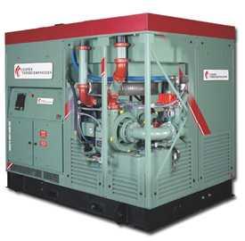 Центробежный турбокомпрессор c воздушным охлаждением ТАC2000