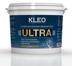 Готовый клей для обоев KLEO ULTRA