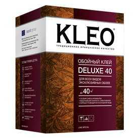 Обойный клей KLEO DELUXE Line Premium