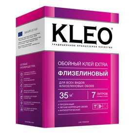 Обойный клей KLEO Extra Флизелиновый Line Premium