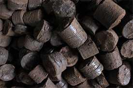 Брикеты топливные из лигнина ТУ BY 700068910.019-2008