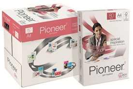 Бумага офисная А4 Pioneer 80 г/м2, 500л, Класс А