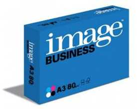 Бумага офисная А4 Image Business 80 г/м2, 500л, Класс А