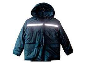 Куртка утеплённая мужская с СВ полосой