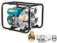 Мотопомпа бензиновая ECO WP-1303D (для грязной воды)