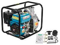 Мотопомпа бензиновая ECO WP-1103C (для слабозагрязненной воды)