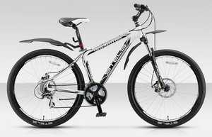 Горный велосипед Stels Navigator 650D 27,5'