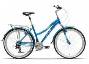 Женский спортивный велосипед Stark Satellite Lady