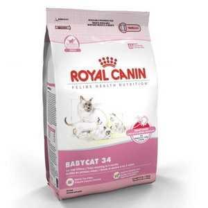 Сухой корм для котят Royal Canin BabyCat 400 гр