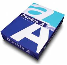 Бумага офисная (класс А+) 'Double A' А4