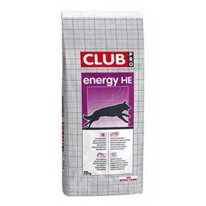 Корм для собак Royal Canin Club Energy HE - 20 кг