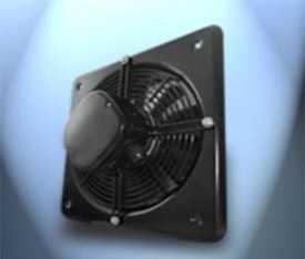 Промышленные вентилятор осевой WOKS