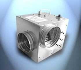 Каминныe вентиляторы KOM II