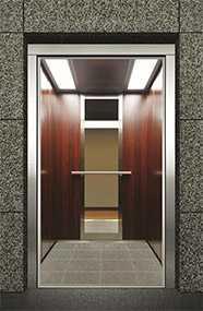 Лифты торговой марки LuxLift серия STANTART MR