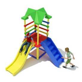 Оборудование для детской площадки Лучик